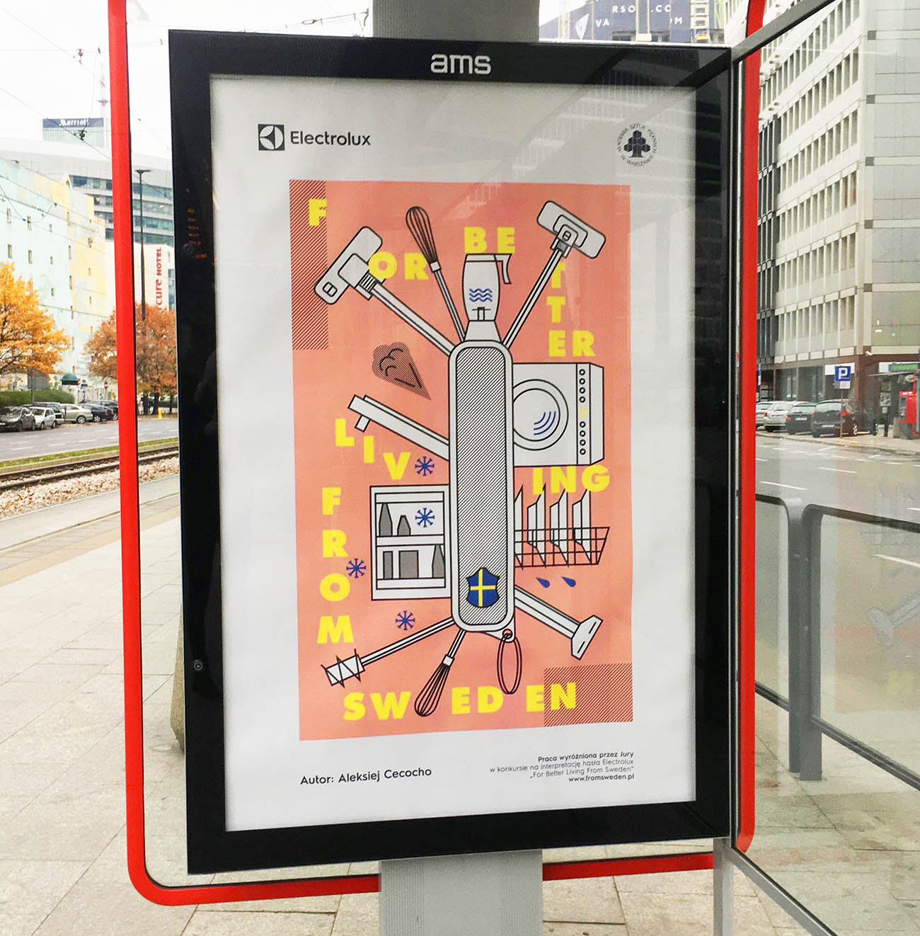 For better Living (Electrolux Posters)